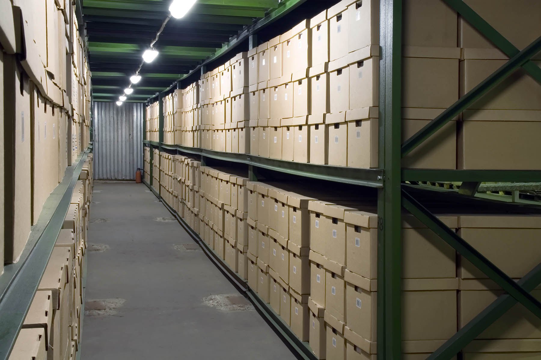 Easier Than You Think: Records Storage & Management Solutions